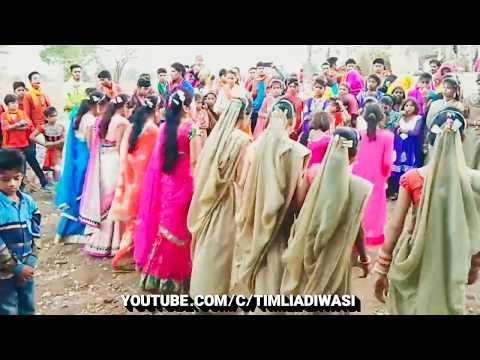 PART 2 // UBHI RE PAYARI RANGALI// BEST ADIWASI DANCE 2018 // SLOW MOTIONS EDITION