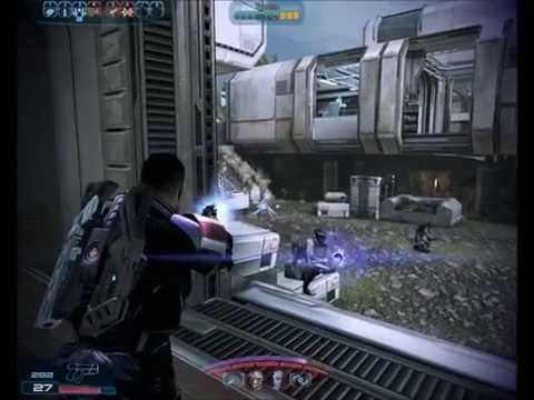 """Смотреть прохождение игры Mass Effect 3. Серия 6: """"Пленный пришелец"""""""