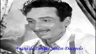 Enrique Santos Discépolo-chorra-