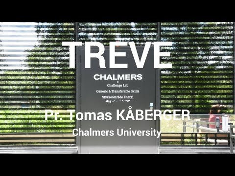 Tomas KABERGER — Chalmers University of Technology (TREVE project)