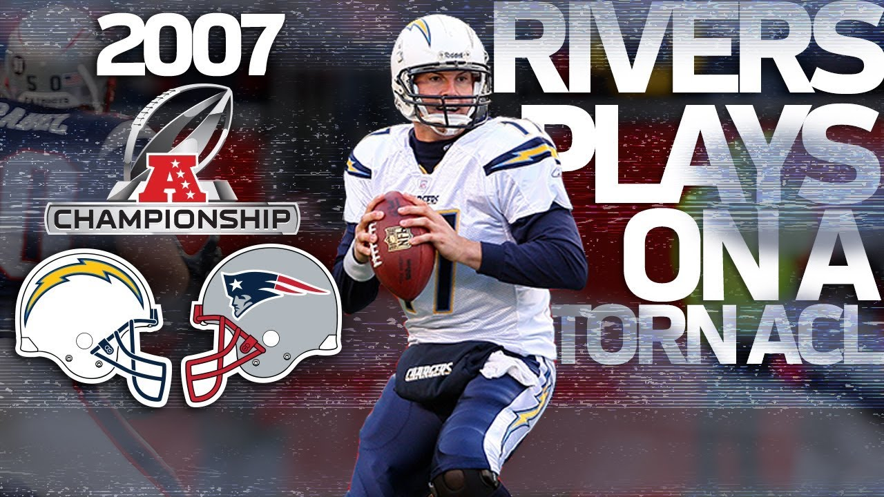 Philip Rivers College Highlights >> Remember That Game When Philip Rivers Played On A Torn Acl Nfl