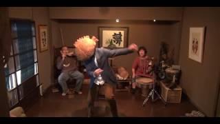 フィッシュマン/ 香春(舞) みんじゃ(祖霊笛) 高田淳子(per) フィッシュマンズダンスカンパニー Fishmans Dance Company