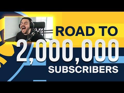 #1 TARKOV STREAM! HELP ME REACH 2 MILLION SUBS! SUB NOW!!!