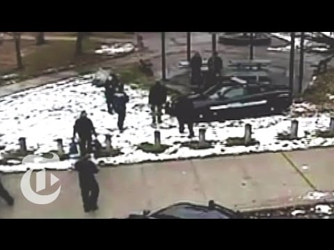 Tamir Rice Shooting: Video Timeline | The New York Times