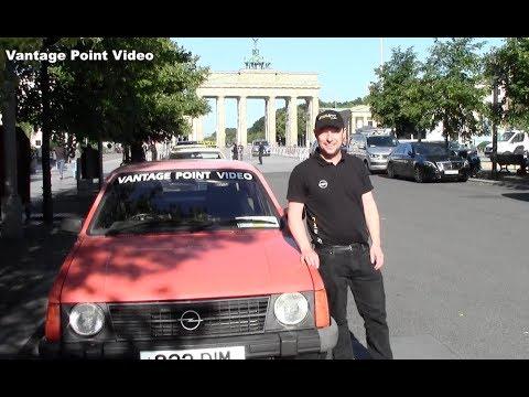 Berlin Tour with Trabants & Kadett: Classic Car Roadtrip #7
