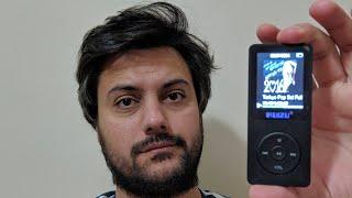 Ruizu X02 MP3 Video Player İnceleme