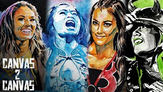 The Future of the NXT Women's Division: WWE Canvas 2 Canvas