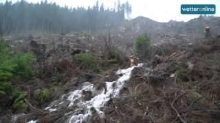 wetteronline.de: Wetterreporter im Orkan (20.11.2015)