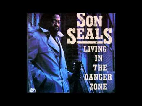 The Son Seals Blues Band ~ ''Telephone Angel'' Live 1978