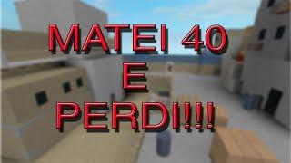 ROBLOX - COUNTER BLOX | MATEI 40 E PERDI!!! (Bloxers Club - Full Match)