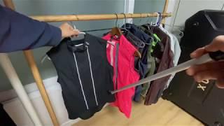 라파옷 가이드 | 바람막이와 긴팔저지