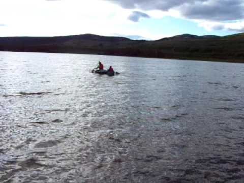 tucktech folding canoe