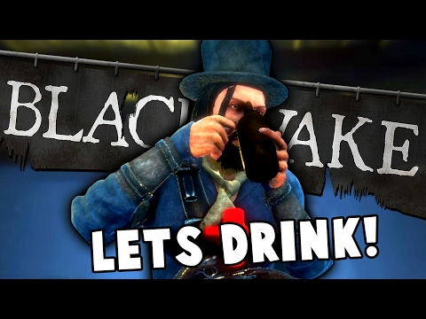LET'S HAVE A DRINKING PARTY! - Capturing Enemy Ships! - Blackwake Gameplay