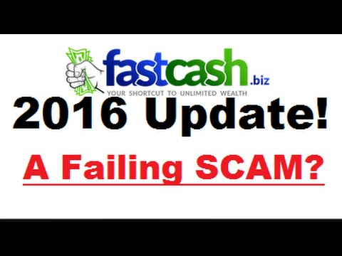Fast Cash Biz a SCAM - FAILING Performance Proven by Many Traders!  WARNING