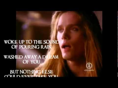 Skid Row - I remember You (Lyrics).
