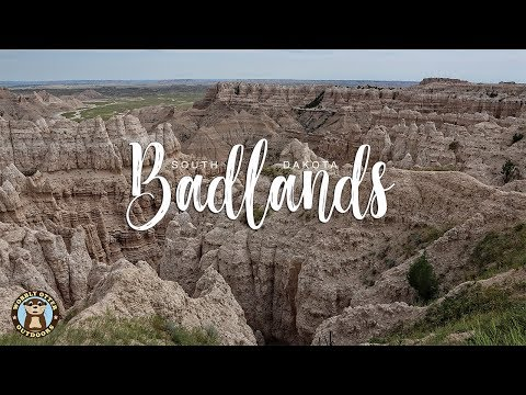 Badlands Of South Dakota - Overlanding