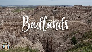 Badlands of South Dakota - Overlanding
