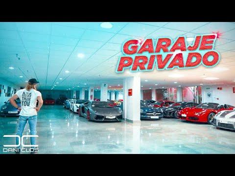 EL GARAJE PRIVADO y LOS COCHES de MAGNA | Dani Clos