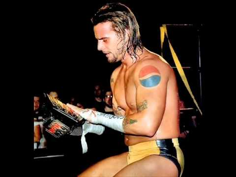 CM Punk - Cult Of Personality - Living Color - ROH Version Theme (2007 Remix)