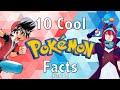 10 Cool Pokemon Facts/Trivia (Part 1) Feat. Ovi