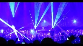 Insomnia (Full SIX Minutes) by Pete Tong and the Heritage Orchestra at The O2