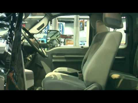 Ford Upgrades F650/750 Interior Awesome Design