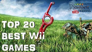 TOP 20 Best Wii Games | 2006-2012 | SoCal