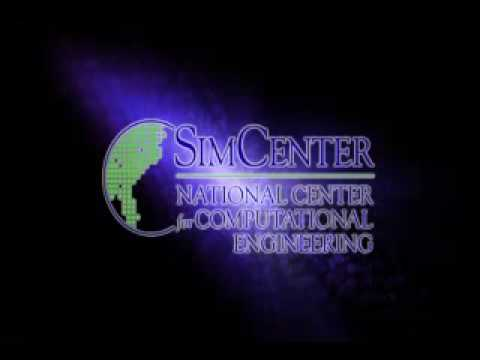 SimCenter: National Center for Computational Engineering