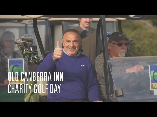 Old Canberra Inn Charity Golf Day