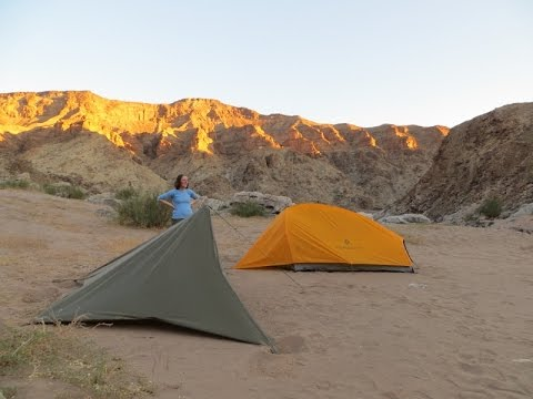 Fish River Canyon - Gear Regrets!