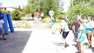 Аттракцион Баскетбол в Харькове(, 2014-08-25T14:07:20.000Z)