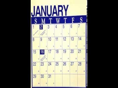2009 julian calendar