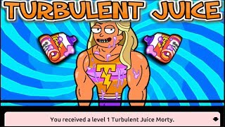 "Pocket Mortys - How To Get Turbulent Juice Morty - Beating ""Morty Relief"""
