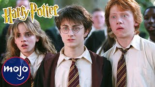 Top 10 Insane Things J.K. Rowling Has Revealed About Harry Potter