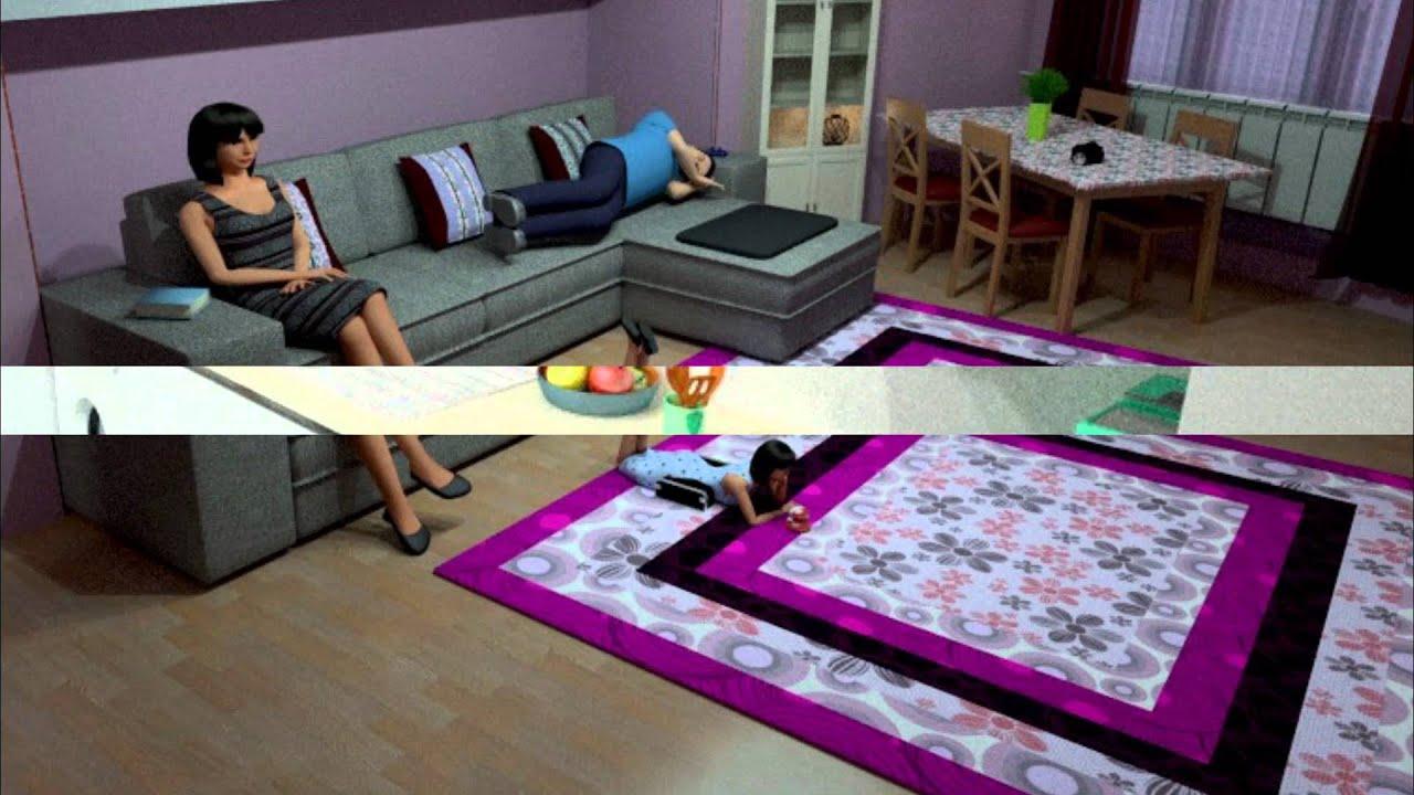 Mi casa en 3d con planner 5d youtube for Planner casa 3d