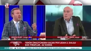 Yaz Boz – A Haber – 19 Eylül 2015 - PKK'lı İtirafçıdan Şok Açıklamalar