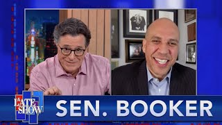 """We Can't Have Healing Without Accountability"" - Sen. Booker On Punishing Those Who Told The Big …"