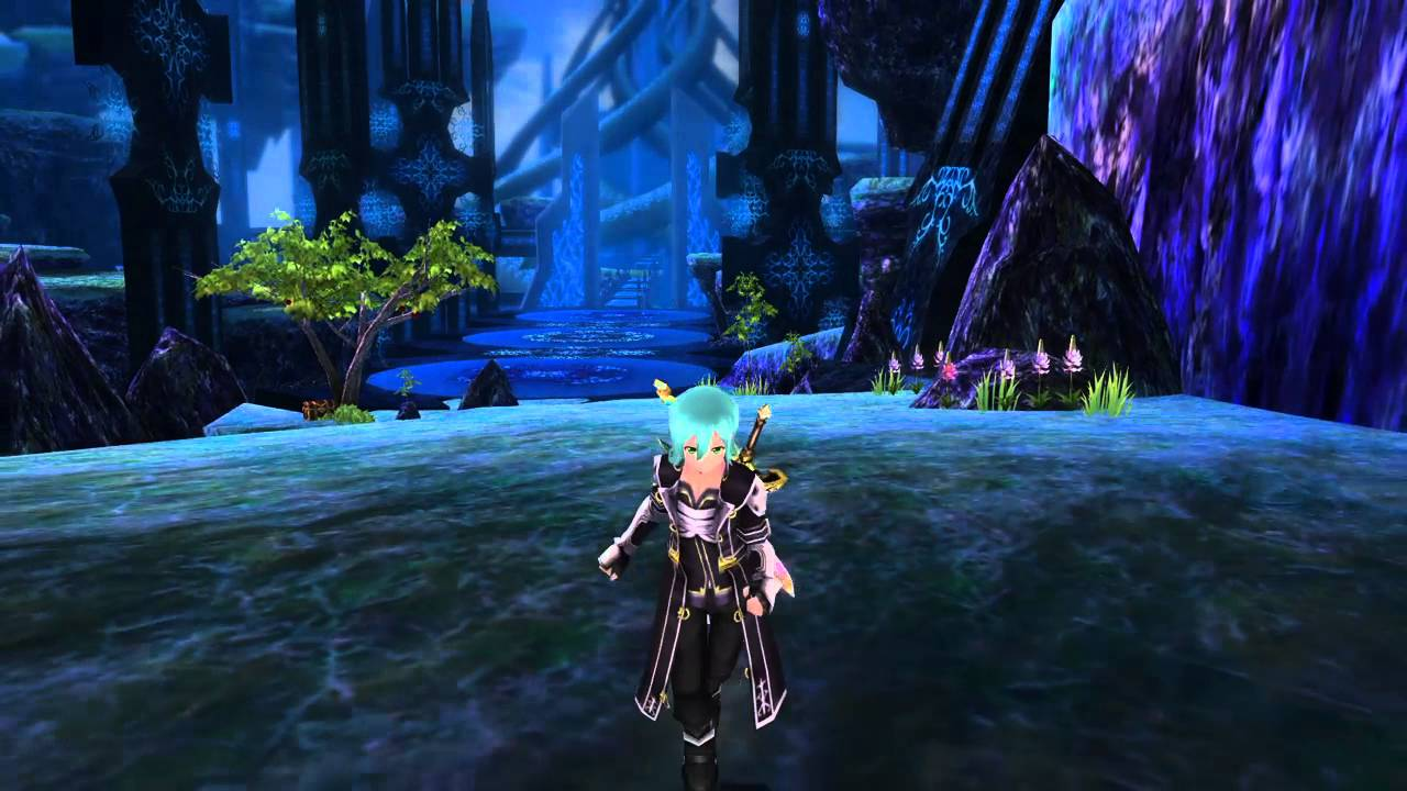 SWORD ART ONLINE Re: Hollow Fragment Implement requires defeat NM monster  guide