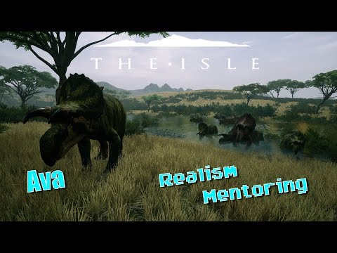The Isle- Realism! Ava Mentoring Session!