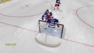NHL 2004 Rebuilt 2018. Friendly game 2. TAMPA BAY LIGHTING (POXMEL)- COLUMBUS BLUE JACKETS (Max)