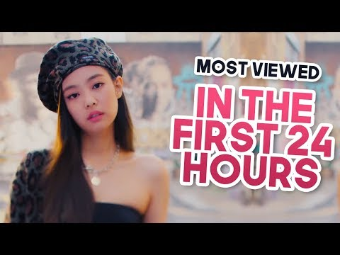 MOST VIEWED KPOP MUSIC VIDEOS IN THE FIRST 24 HOURS Mp3