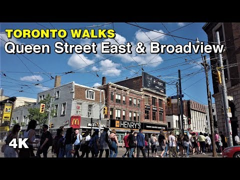 Toronto Walks -