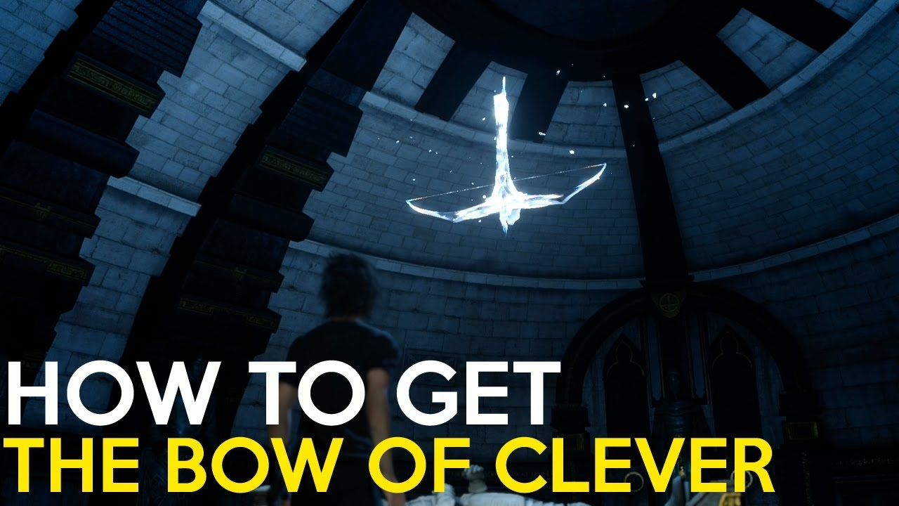 how to get a bow
