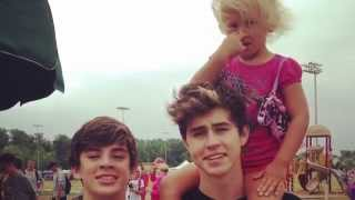 GROWING UP WITH BROTHERS part 1 Hayes