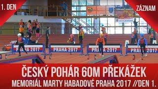 česk pohr 60m překžek memorial marty habadov praha 2017