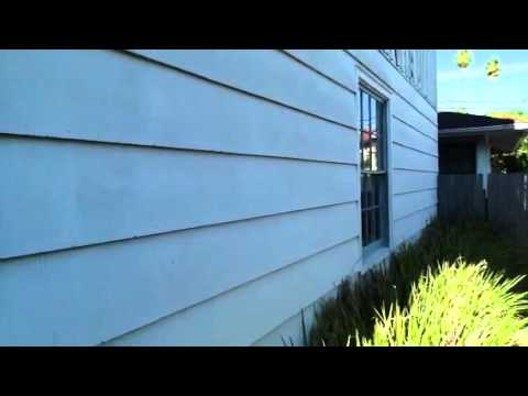 How To Remove Asbestos House Siding Youtube