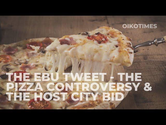 OIKOTIMES 🇮🇹 THE EBU TWEET ABOUT CITY HOST ANNOUNCEMENT