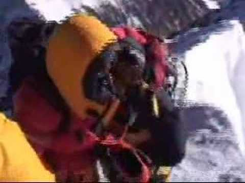 Clip 13 On the Summit of Everest