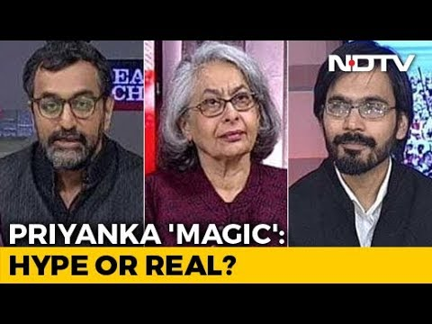 Priyanka Gandhi Vadra Roadshow: Beyond The Hype