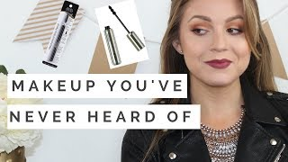 AMAZING MAKEUP THAT NO ONE TALKS ABOUT// Un-Hyped Products!
